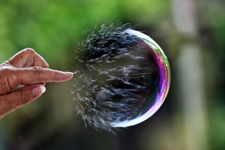Bursting Our Bubbles